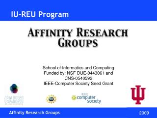 IU-REU Program