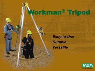 Workman  Tripod