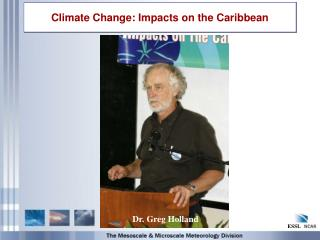 Climate Change: Impacts on the Caribbean