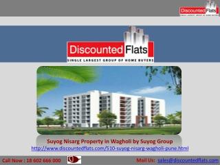 Suyog Nisarg – Wagholi, Pune by Suyog Group