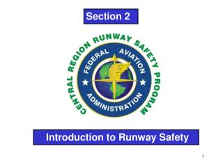 Introduction to Runway Safety