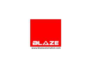 Blaze Automation _ careers _2012