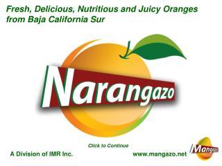 A Division of IMR Inc.               mangazo