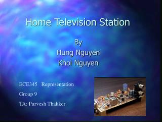 Home Television Station