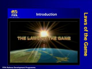 FIFA Referee Development Programme