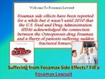 Fosamax Lawsuit