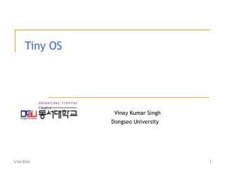 Tiny OS