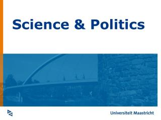 Science  Politics