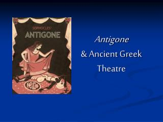 Antigone   Ancient Greek Theatre