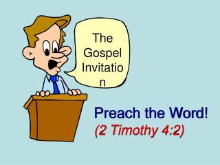 The    Gospel Invitation