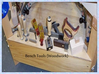 Bench Tools Woodwork