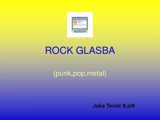 ROCK GLASBA