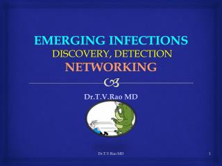 Emerging and Reemerging Infections.