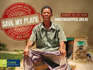 CWS Christmas Appeal