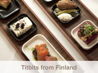 Titbits from Finland