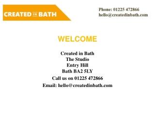 Web Design Bath