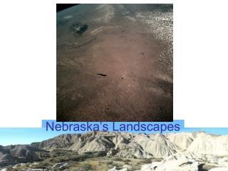 Nebraska s Landscapes