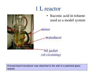 1 L reactor