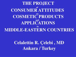 MIDDLE-EASTERN COUNTRIES