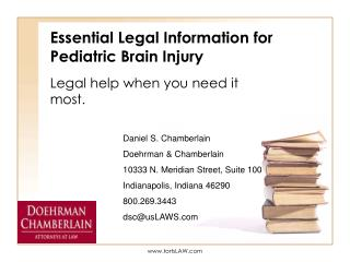 Essential Legal Information for Pediatric Brain Injury