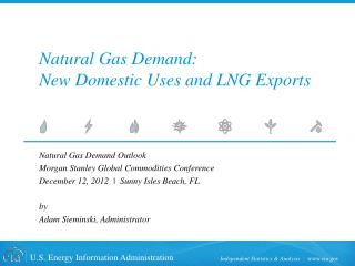 Natural Gas Demand: New Domestic Uses and LNG Exports