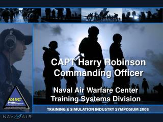 Naval Air Warfare Center Training Systems Division