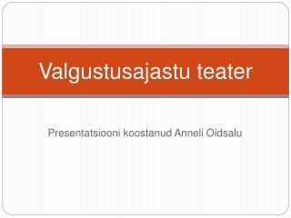Valgustusajastu teater