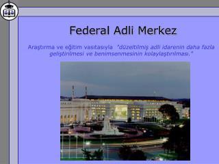 Federal Adli Merkez