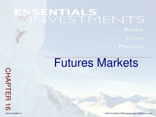GOLD FUTURES STRATEGY