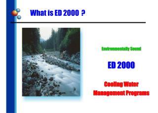 Environmentally Sound