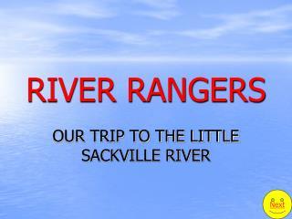 RIVER RANGERS