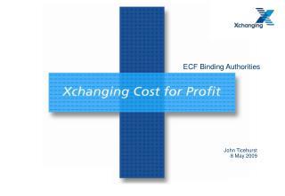 ECF Binding Authorities
