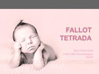 Fallot tetrada