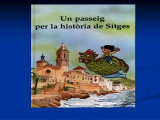 La vila de Sitges