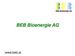 BEB Bioenergie AG