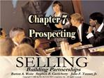 Chapter 7 Topics