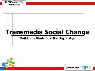 Transmedia Social Change