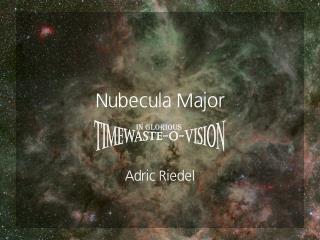 Nubecula Major