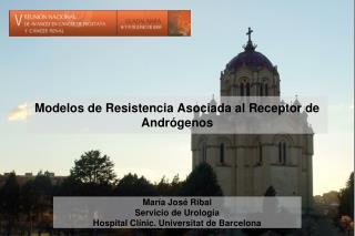 Modelos de Resistencia Asociada al Receptor de Andr genos