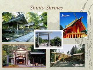 Shinto Shrines