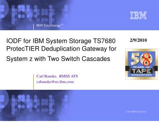 IBM TotalStorage
