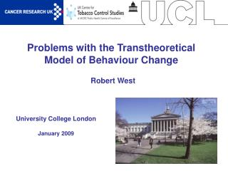 Problems with the Transtheoretical Model of Behaviour Change
