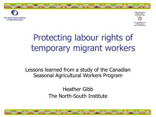 Protecting labour rights of temporary migrant workers