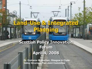 Land-Use  Integrated Planning