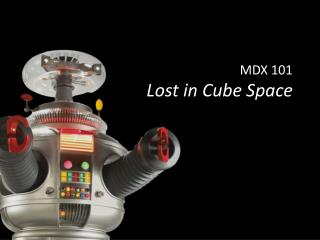 MDX 101 Lost in Cube Space
