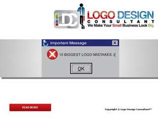 Top 10 Biggest Logo Design Mistakes