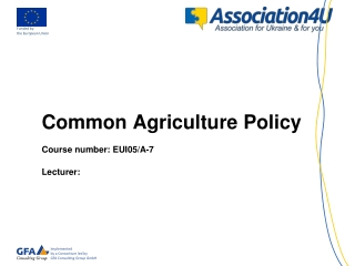Rural Access Constraints, Agricultural Productivity  Rural Development