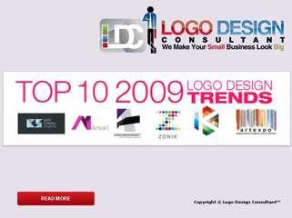 Top 10 Logo Design Trends of 2009