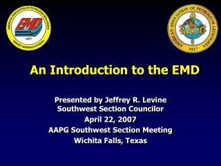 An Introduction to the EMD