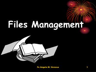 Files Management